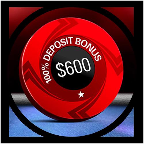 Бонус 600$