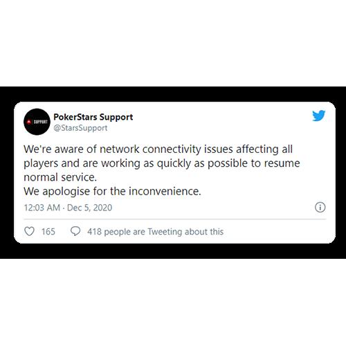 Служба поддержки в Twitter